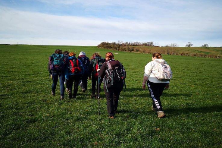 shropshire way walk